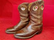 Ariat Men's Brown Leather Boots - Size 10EE